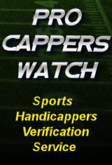 pro cappers watch