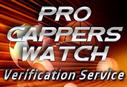 verified plays at Pro cappers Watch