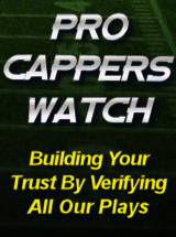 Pro Cappers Watch Sports Monitor Service